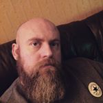 Decembeard 2015 : Tagged for #sds #stopdropandselfie by awesome ladies @katewba and @okiemissy. Im a nervous wreck watching and hoping Man Utd beat Chelsea. United have been on top most of 1st half but still not scored ⚽️ #manutd #manunited #manchesterunited #manchesterisred #united #RedDevils #GloryGloryManUtd #football #beard #bearded #beardedman Member of #TheBritishBeardClub #tbbc #tbbcthatch #manclub #fullbeard #bald #YorkshireBeardsmen #yorkshire #beardsofinstagram #beardlife #beardenvy #pogonophile #pogonophiles #beardedguy #beardedbrother #beardedgentleman #decembeard by @jodo_13