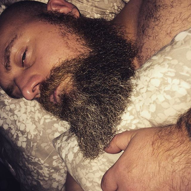 Can\'t sleep! The strong wind making a racket outside isn\'t helping either  #beard #bearded #beardedman Member of #TheBritishBeardClub #tbbc #tbbcthatch #manclub #fullbeard #bald #YorkshireBeardsmen #yorkshire #beardsofinstagram #beardlife #beardlover #beardenvy #pogonophile #pogonophiles #beardcrew #beardnation #beardstyle #beardedguy #beardedbrother #beardedgentleman #beardandtats #tattooed #decembeard by @jodo_13