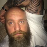 Decembeard 2016 : Tagged by @cegnpm @celticviking76 @niallb82 for #sds #stopdropandselfie. All the Prosecco has been drank now so itll be bedtime soon for me.. well it is 04.30am  #beard #bearded #beardedman Member of #TheBritishBeardClub #tbbc #tbbcthatch #manclub #fullbeard #bald #YorkshireBeardsmen #yorkshire #beardsofinstagram #beardlife #beardlover #beardenvy #pogonophile #pogonophiles #beardcrew #beardnation #beardstyle #beardedguy #beardedbrother #beardedgentleman #beardandtats #tattooed #decembeard by @jodo_13
