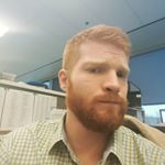 Decembeard 2016 : #movember to #decembeard and now #januhairy glorious #gingerbeard by @tyson_thomson